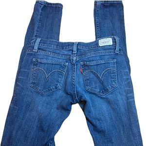Levi's Too Superlow Skinny Jeans